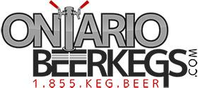 Ontario Beer Kegs Logo