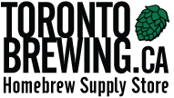 Toronto Brewing Homebrew Supply Store Logo